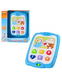 Развивающая игрушка WinFun Планшет (0732-07)