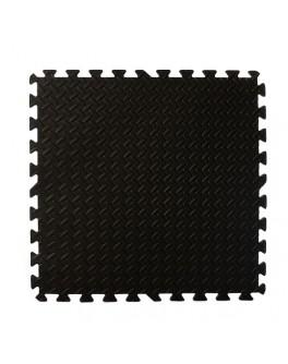 Спортивный коврик-мат 61х61 см, 6 деталей - mpl M 2629-1