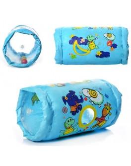 Детский надувной валик с погремушками (MS 0650) - mpl MS 0650
