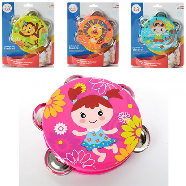 погремушка Huile Toys 3102