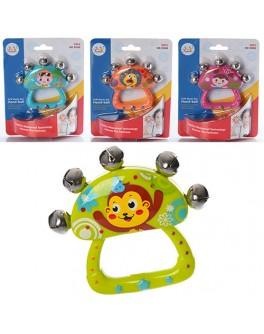 Погремушка Львенок, Huile Toys