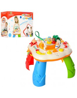 Музыкальный игровой центр столик (8866) - mpl 8866