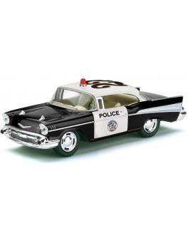 Машинка коллекционная Kinsmart Chevrolet полиция (KT 5323 W) - mpl KT 5323 W