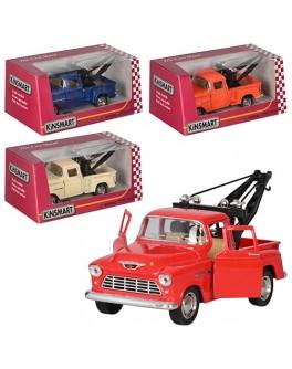 Машинка коллекционная Kinsmart Эвакуатор, 4 цвета (KT 5378 W)