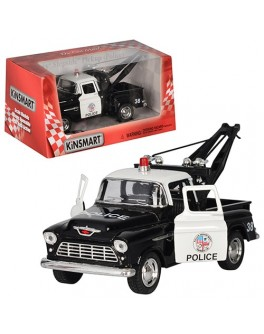 Машинка коллекционная Kinsmart Эвакуатор Полиция (KT 5330 WP)