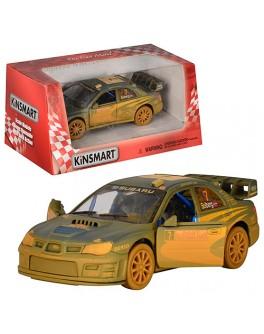 Машинка коллекционная Kinsmart Subaru Impreza (KT 5328 WY)