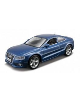 Автомодель - AUDI A5 (ассорти синий металлик, красный, 1:32) - KDS 18-43008