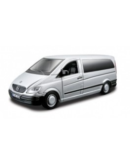 Автомодель - MERCEDES-BENZ VITO (ассорти серебристый, черный , 1:32) - KDS 18-43028