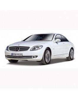 Автомодель - MERCEDES-BENZ CL-550 (ассорти белый, черный, 1:32) - KDS 18-43032