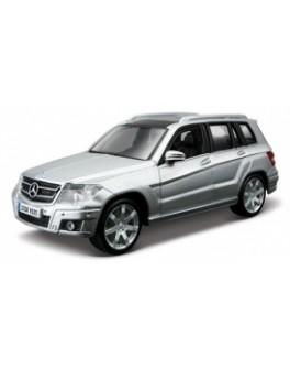 Автомодель - MERCEDES BENZ GLK-CLASS (ассорти красный, серебристый, 1:32) - KDS 18-43016