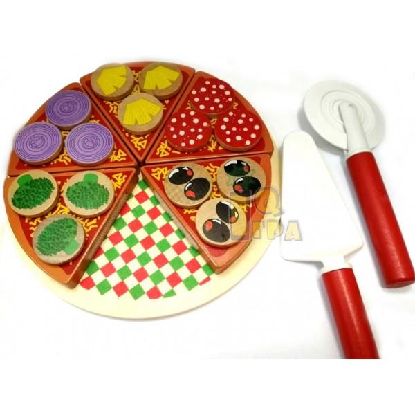 пицца на липучках MD 1035