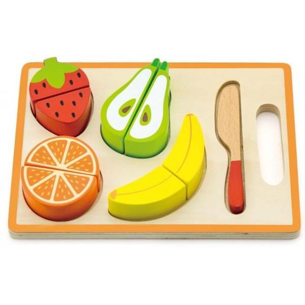 фрукты на липучках Viga Toys 50978