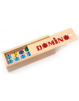 Домино Божья коровка. Развивающая игрушка - Der 087