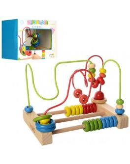 Деревянная игра Лабиринт-счеты (YDL-1055) - mpl YDL-1055