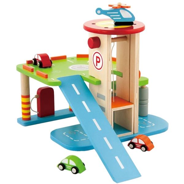 игрушка Viga Toys Гараж (59963VG)