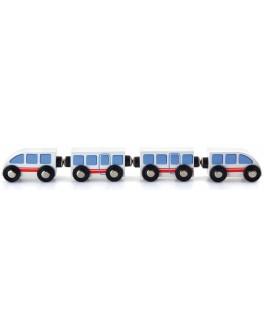 Деревянная игрушка доп. набор к ж/д Viga Toys Поезд Экспресс (50818) - afk 50818
