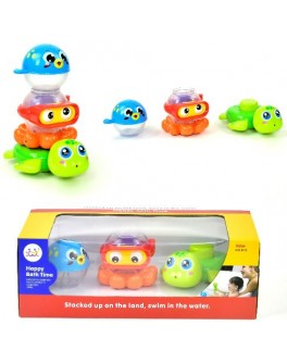 Набор для купания Huile Toys Веселая компания (3112) - igs 3112