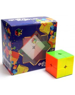 Кубик Рубика 2x2 Диво-кубик Колор - kgol SZ-22301