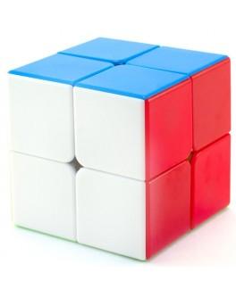 Кубик Рубика 2x2 ShengShou Rainbow - kgol 7122А