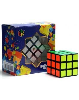 Кубик Рубика 3x3 Диво-кубик Флю - kgol 7133A