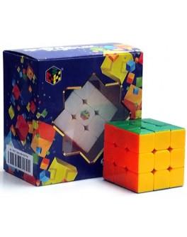 Кубик Рубика 3x3 Диво-кубик Колор - kgol 7121A