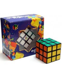Кубик Рубика 3x3 Диво-кубик Стандарт - kgol 7103A