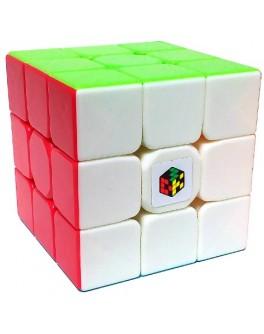 Кубик Рубика 3x3 Диво-кубик Цветной - kgol 7121A-SM