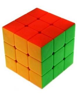 Кубик Рубика 3x3 (цветной) Mo Fang Ge, 57 мм - kgol 169
