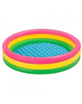 Бассейн детский Intex Sunset Glow Pool 147х33 см (57422) - mpl 57422