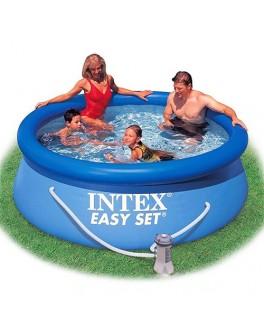 Семейный надувной бассейн Intex Easy Set Pool 244х76 см (28112) - mpl 28112