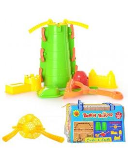 Детский набор для песочницы Крепость