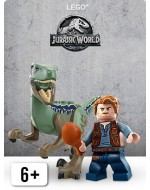 Конструктори LEGO Jurassic World