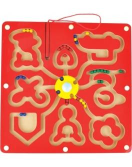 Дерев'яний лабіринт з кульками Фігури, Руді - Rud 278