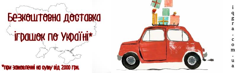 Развивающие игрушки бесплатная доставка от 2000 грн