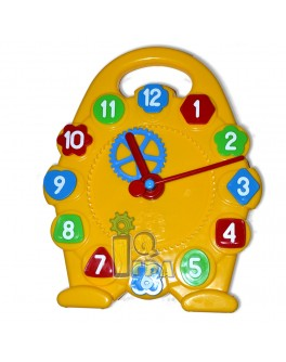 Демонстраційний аналоговий годинник 35 см - MLT 3046