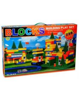 Конструктор Blocks, 238 деталей - INB D231254
