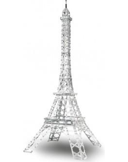 Металлический конструктор Eitech Эйфелева башня (дер. коробка) - MD C33