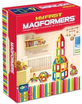 Магнитный конструктор Magformers Мой первый набор, 30 элементов