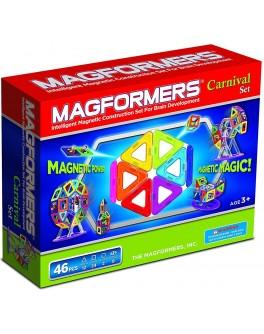 Магнитный конструктор Magformers Карнавал, 46 элементов