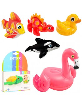Надувная игрушка Зверюшки Intex (58590) - mpl 58590