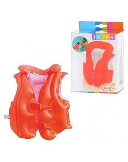 Жилет надувной Intex для детей 3-6 лет (58671) - mpl 58671