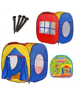 Большая палатка детская игровая M 0507
