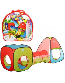Детская игровая палатка-тоннель M 2958 - mpl M 2958
