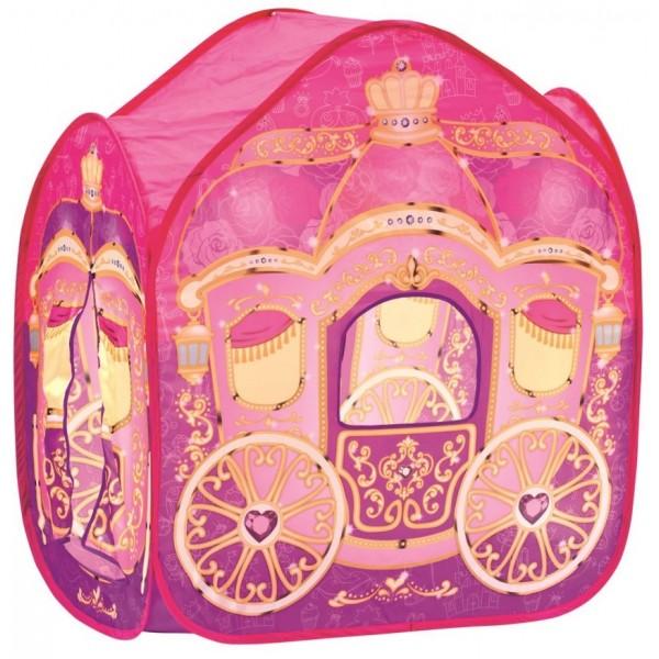 палатка для игр, карета принцессы iplay 8152
