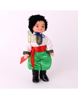 Кукла Назар украинец 30 см - alb B146