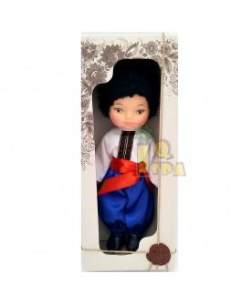 Кукла Украинец простой наряд, 35 см - alb B219/4