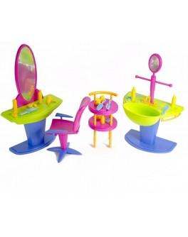 Мебель для кукол Салон красоты 2919 Gloria - mpl 2919