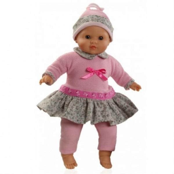Кукла мягконабивная Карина (37014) 36 см без коробки Paola Reina