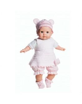 Кукла мягконабивная Лола в розовом (07003) 36 см Paola Reina - kklab 07003