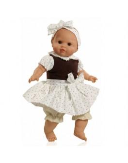 Кукла мягконабивная Лола (37022) 36 см без коробки Paola Reina - kklab 37022